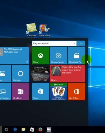 screen na windows 10